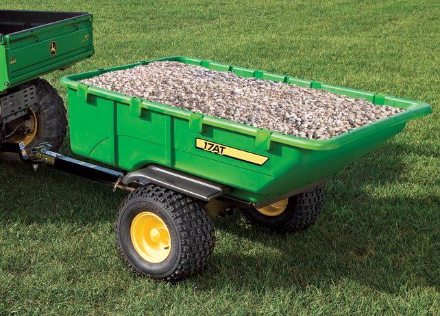 John Deere 17AT Utility Cart for Gator Utility Vehicles on ...