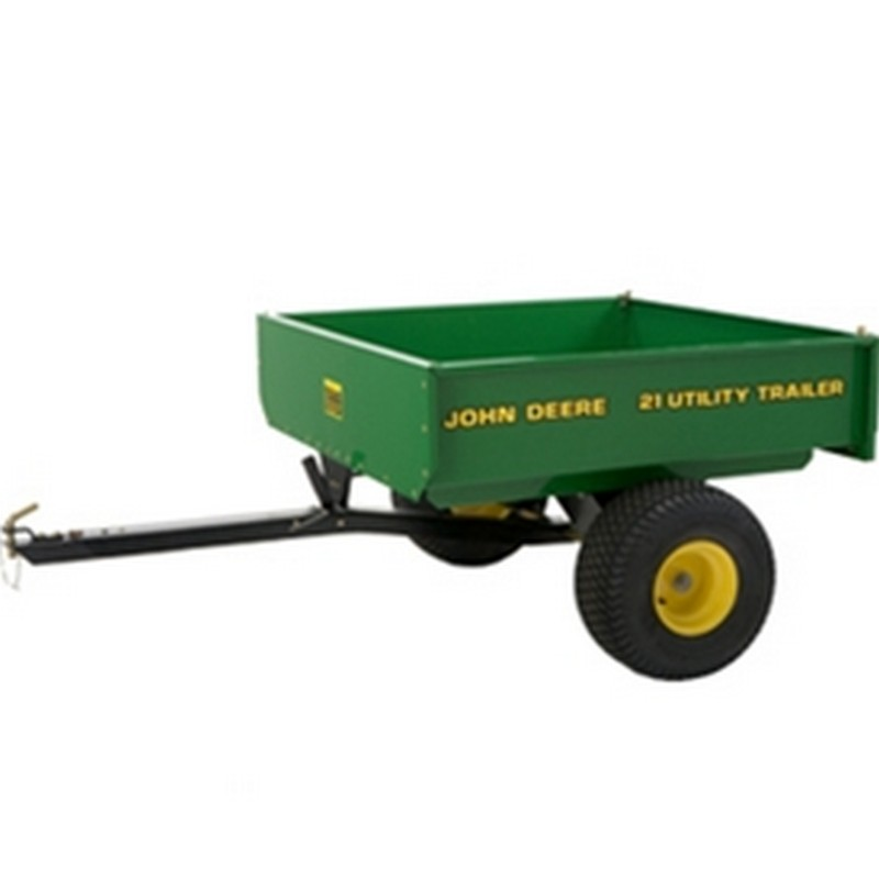 LPUT21JD John Deere Gator 21 Steel Utility Cart