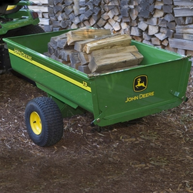 John Deere 13 Steel Utility Cart (LPHDC13JD) | Mutton ...