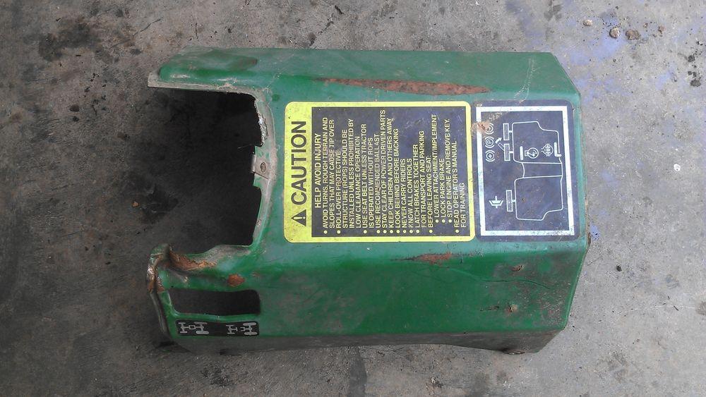770 John Deere 770 Transmission Cover - PLEASE NOTICE ...