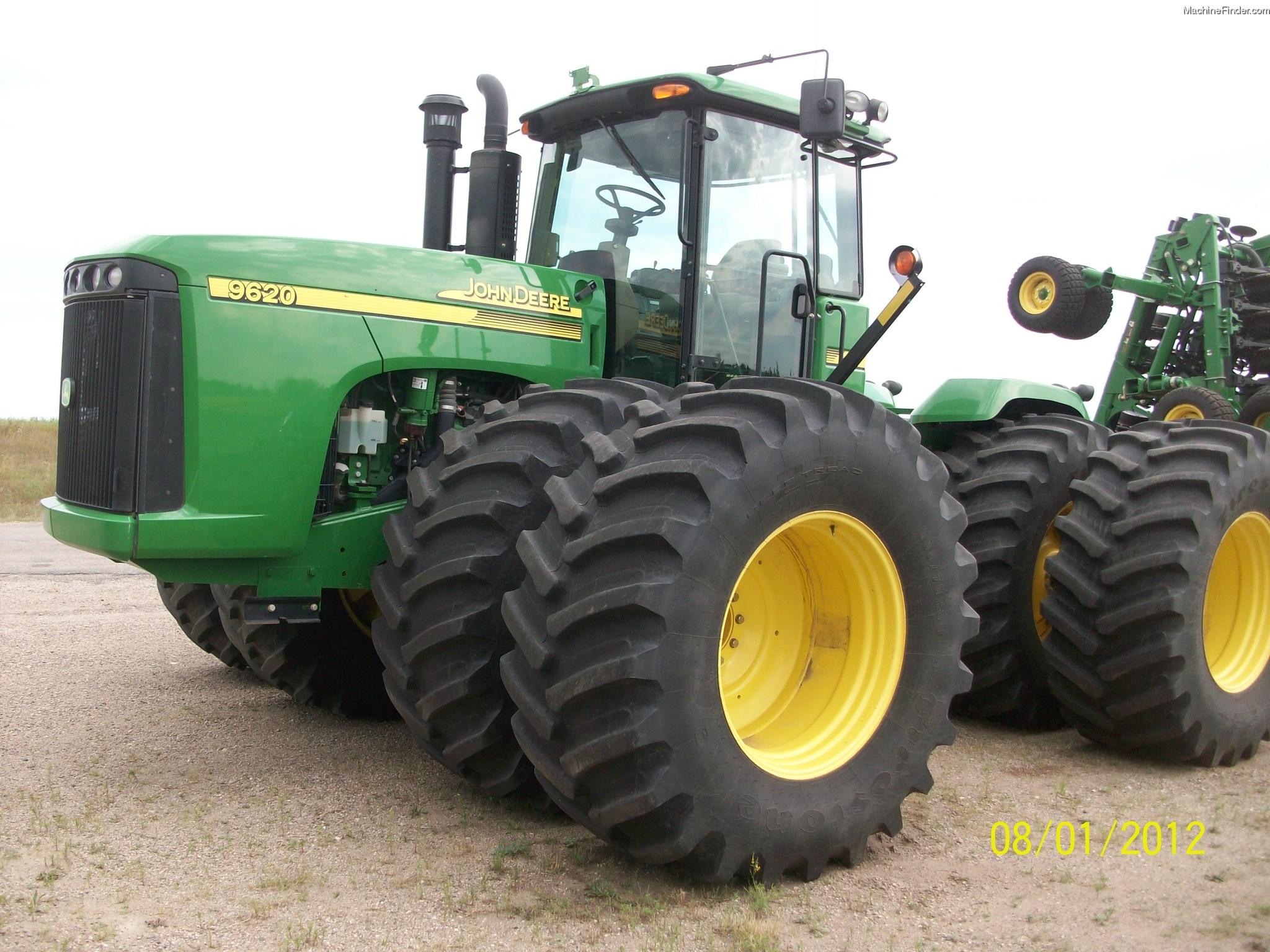 2007 John Deere 9620 Tractors - Articulated 4WD - John ...