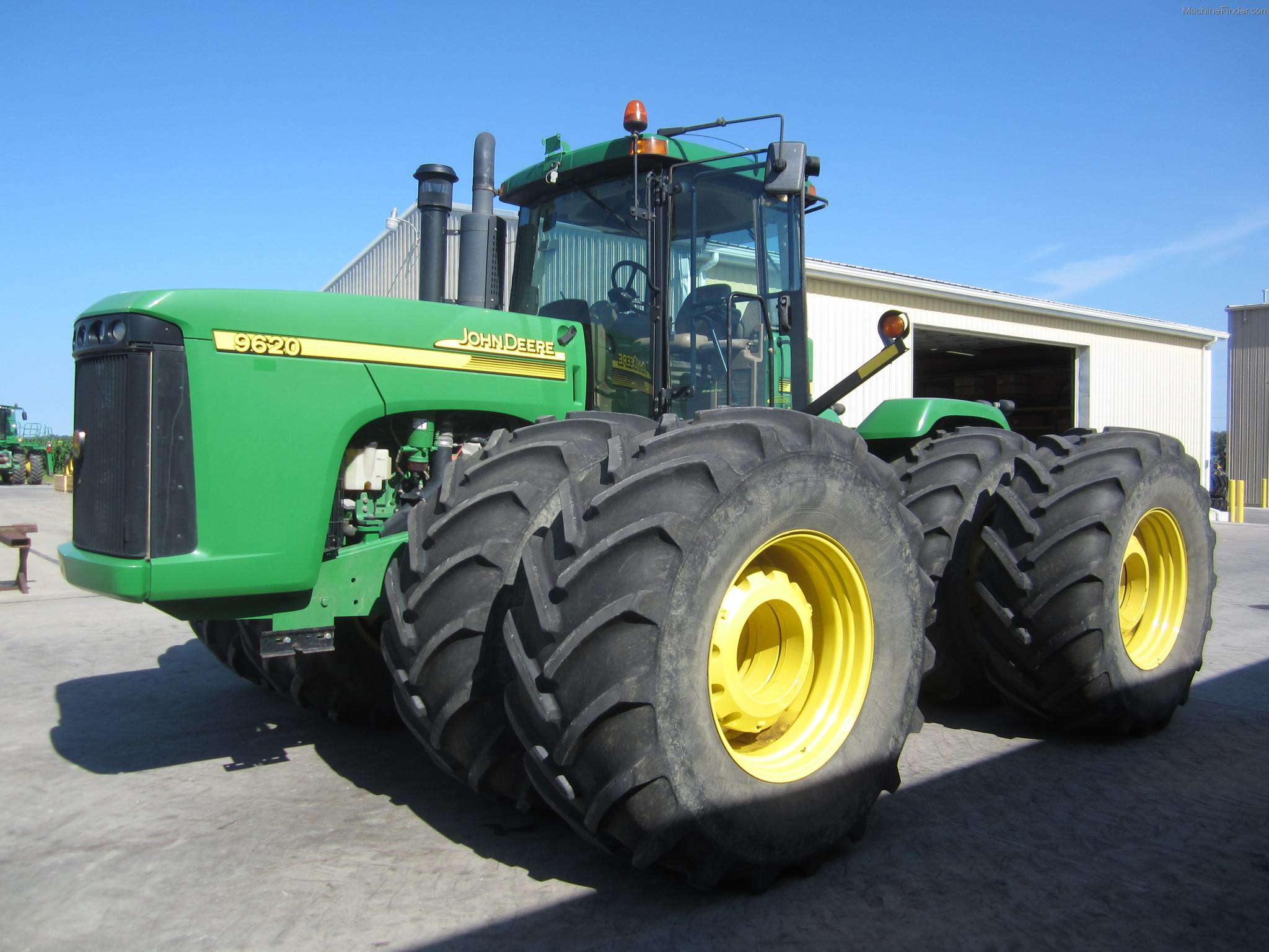 2005 John Deere 9620 Tractors - Articulated 4WD - John ...
