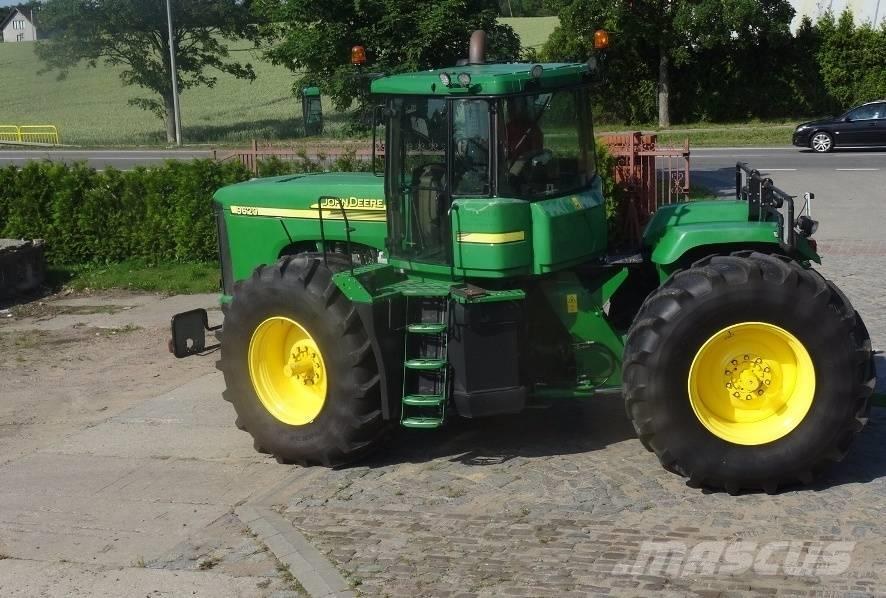Used John Deere 9620 tractors Year: 2006 Price: $108,414 ...