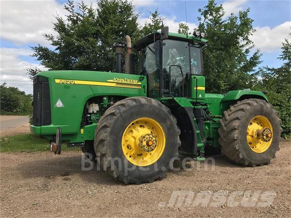 Used John Deere 9620 545HK tractors Year: 2006 Price ...