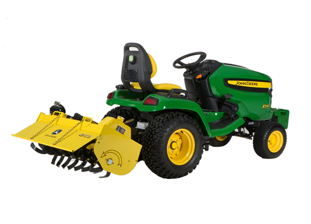 John Deere Lawn Tractor Attachments for Spring