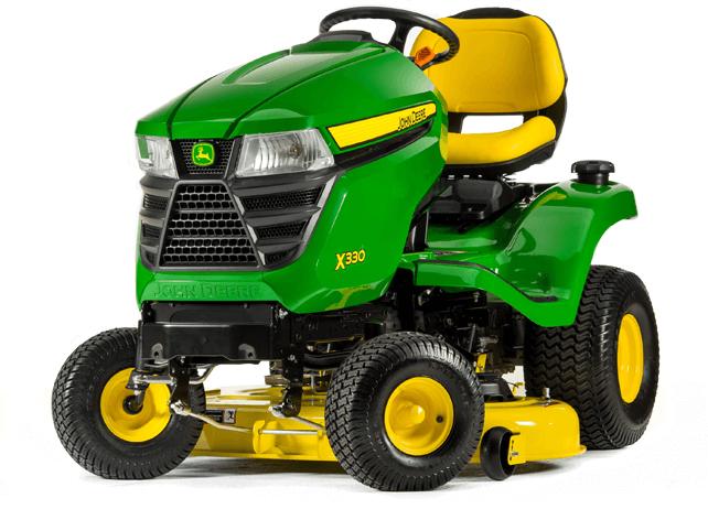 John Deere Lawn Tractors