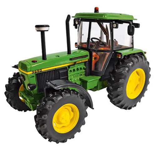 BRITAINS John Deere 3650 Tractor 1:32 Diecast Farm Model ...