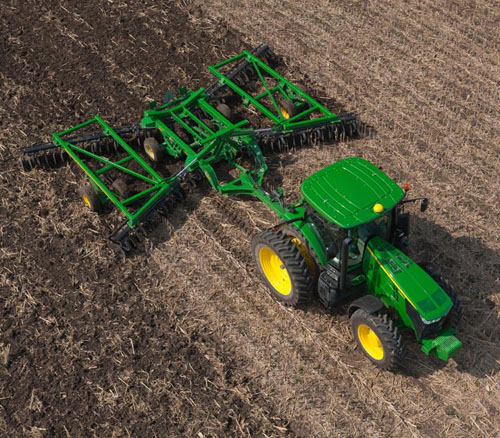 John Deere adds Implement Detection to suite of AMS ...