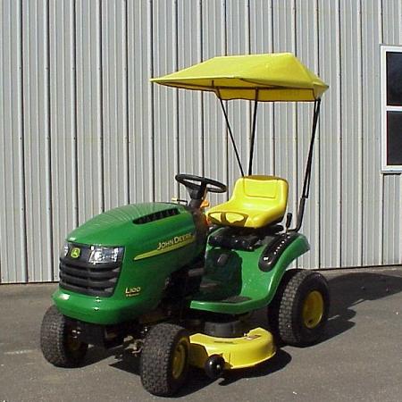 Original Tractor Cab Sunshade Fits John Deere D100, L100 ...