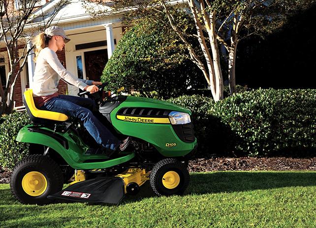 John Deere Oil Change Tips for D100 Tractors and ZTrak Mowers