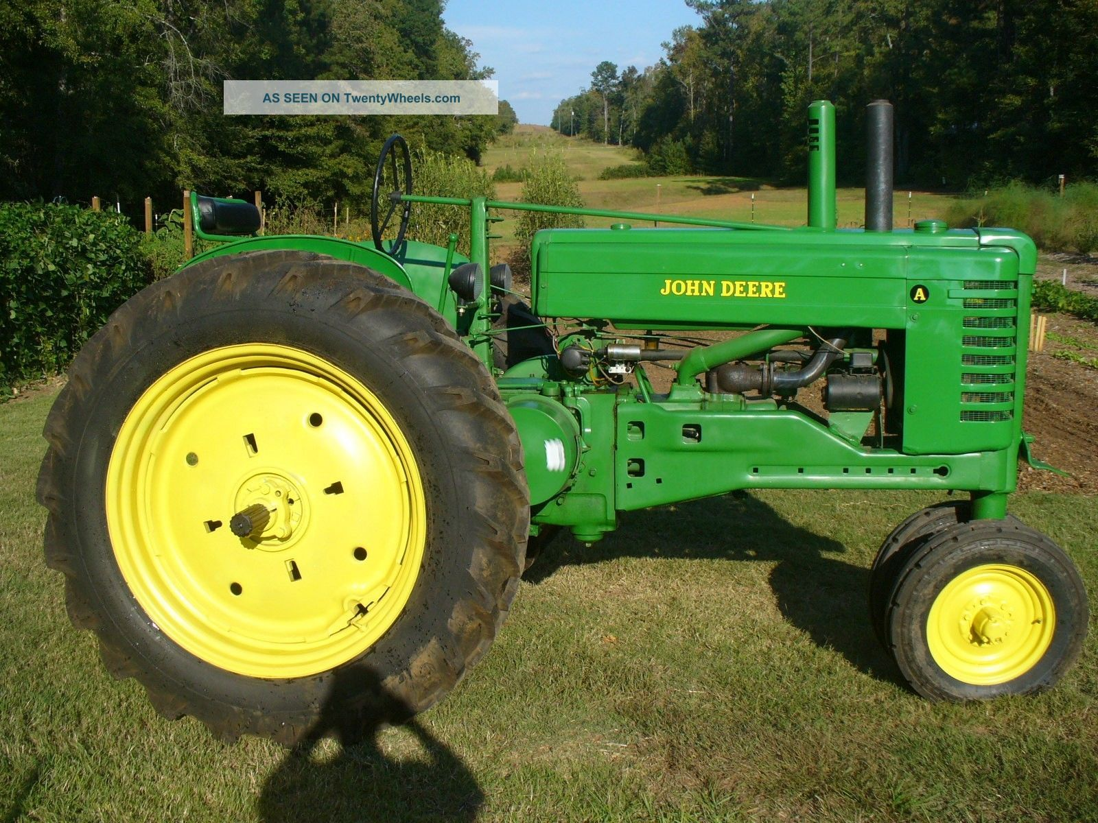 vintage john deere tractors - Video Search Engine at ...