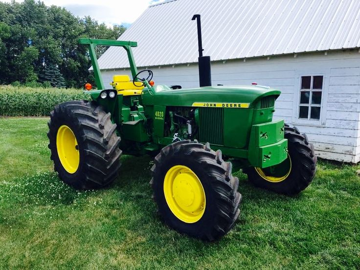 3147 best John Deere images on Pinterest | John deere ...