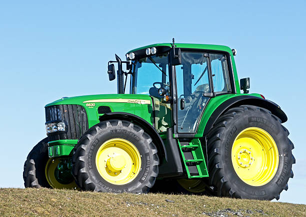 John Deere Tractor Pictures, Images and Stock Photos - iStock