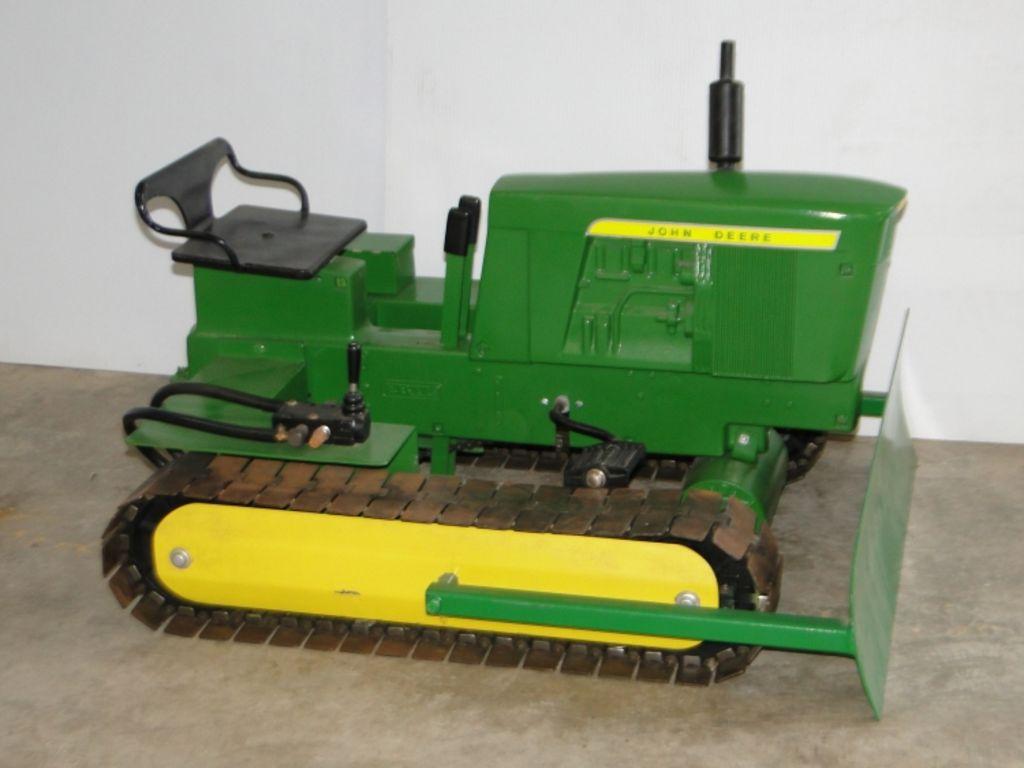 Custom John Deere Pedal Tractors | Car Interior Design