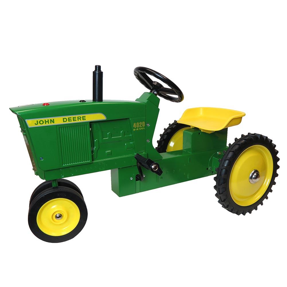 John Deere 4020 Narrow Front Pedal Tractor