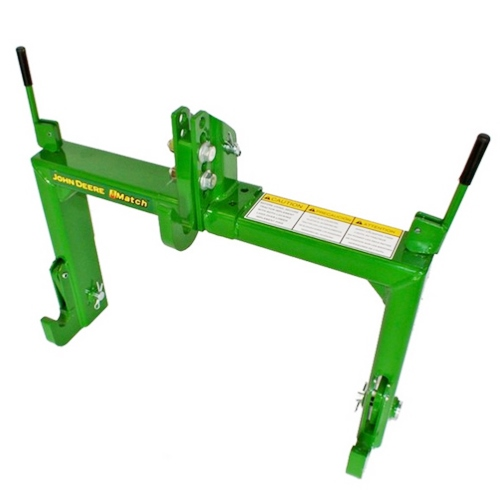 John Deere iMatch Quick Hitch Category 1 - Hitches - AG-POWER