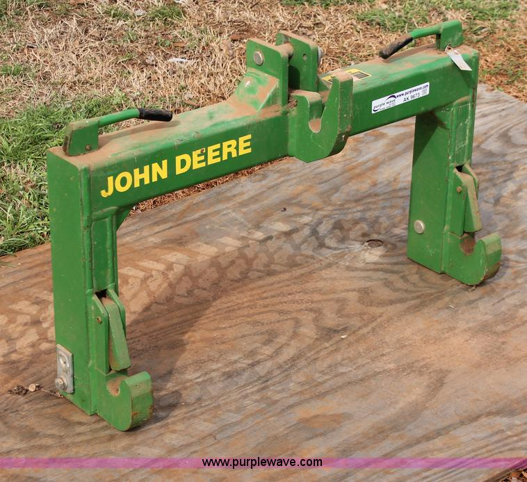 John Deere Quick Hitch Front Blade | Car Interior Design