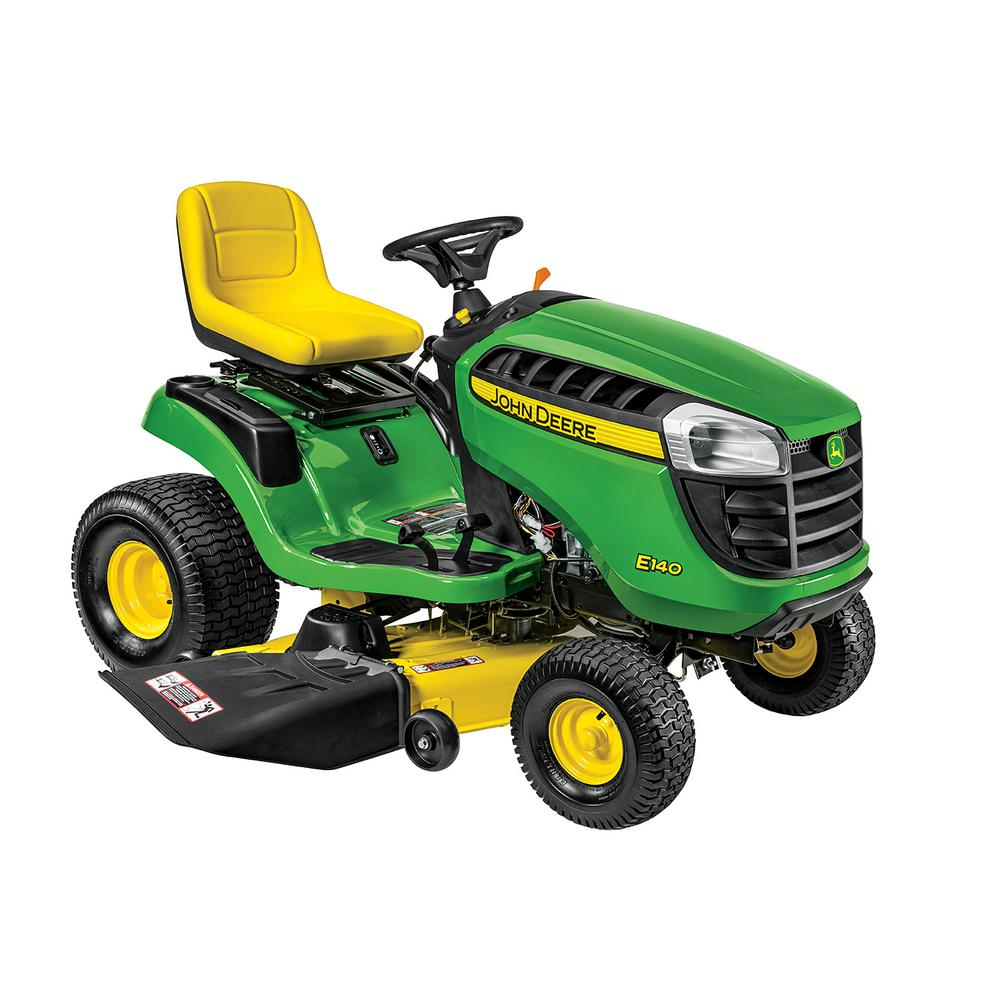 New project! Transforming a John Deere e140 into a mini ...