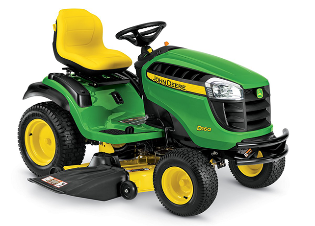 John Deere E140 Lawn Tractor Overview - Watch at Landscape ...