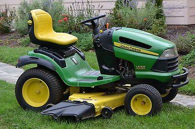 John Deere Lawn Tractor LA150 automatic 2007 Model, Only ...