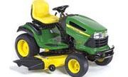 TractorData.com John Deere LA150 tractor information