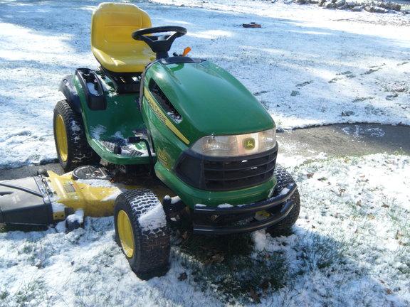 2007 John Deere LA150 - Lawn & Garden Tractors - John ...