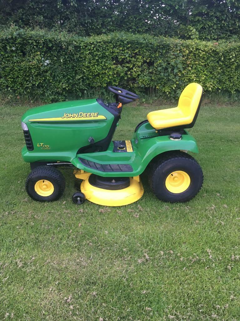 John Deere LT170 ride on mower | in Cupar, Fife | Gumtree