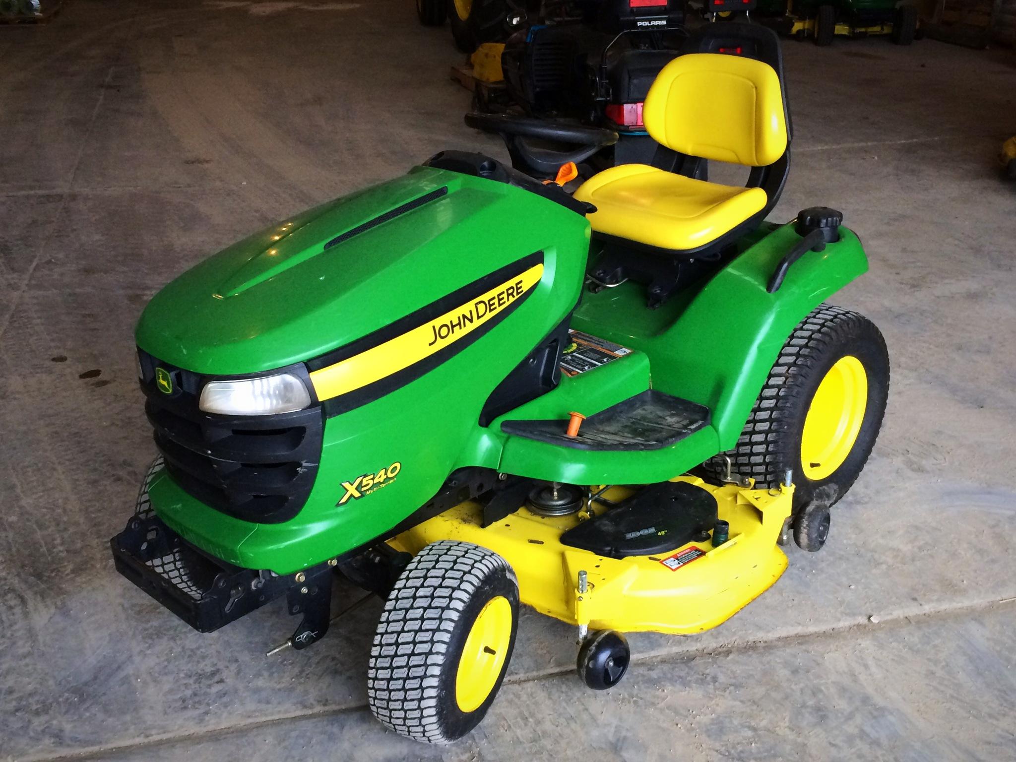 John Deere X540 Lawn & Garden Tractors for Sale | [52760]
