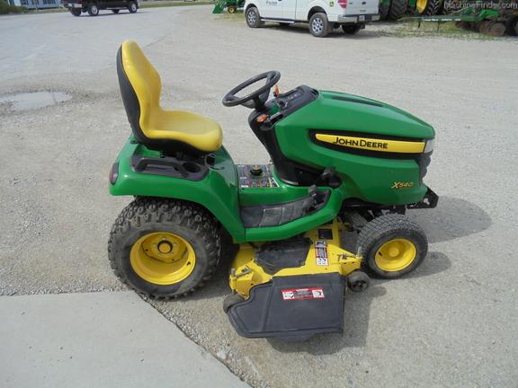 2012 John Deere X540 - Lawn & Garden Tractors - John Deere ...