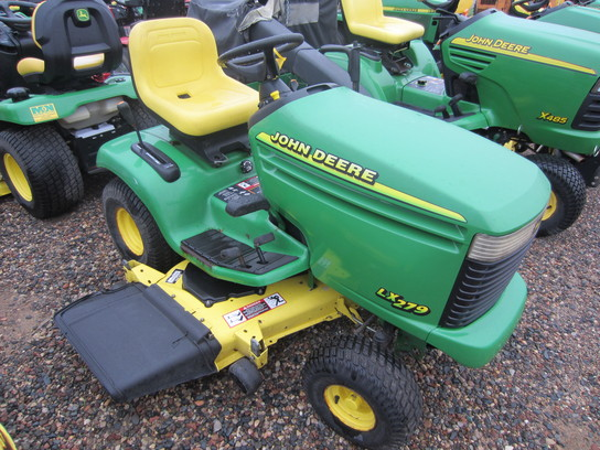 2000 John Deere LX279 Lawn & Garden and Commercial Mowing ...