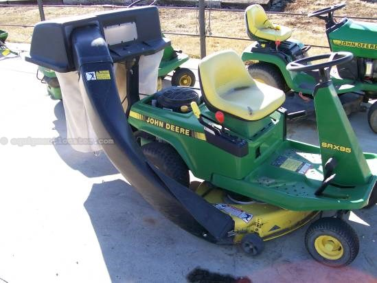 1991 John Deere SRX95 Riding Mower For Sale at ...