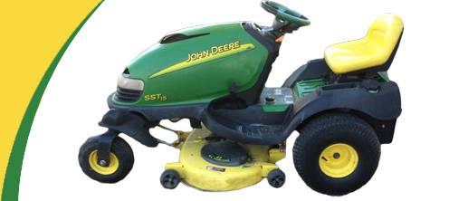 John Deere SST15 Lawn Tractor Parts