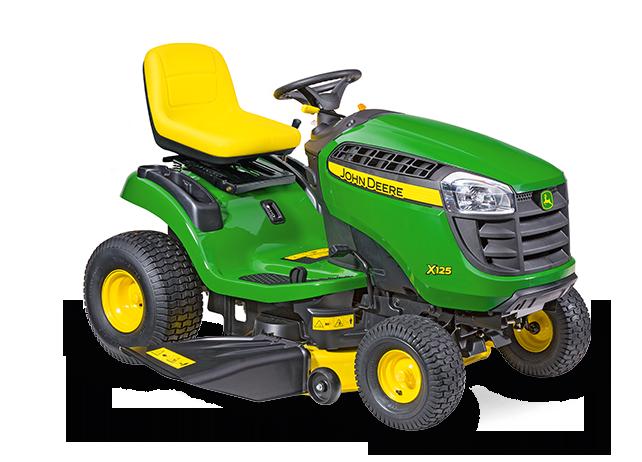John Deere X125 | Weston Garden Machinery
