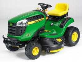 Small to medium size John Deere Lawn Tractors « New Forest ...