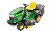 TractorData.com John Deere X130R tractor information