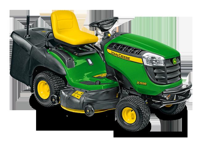 X155R | Riding Lawn Equipment | John Deere INT