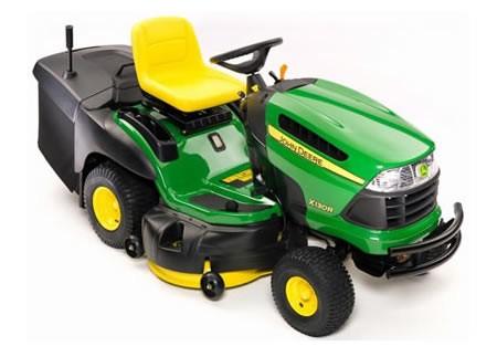 John Deere X155R Garden Tractor | Anglia Mowers