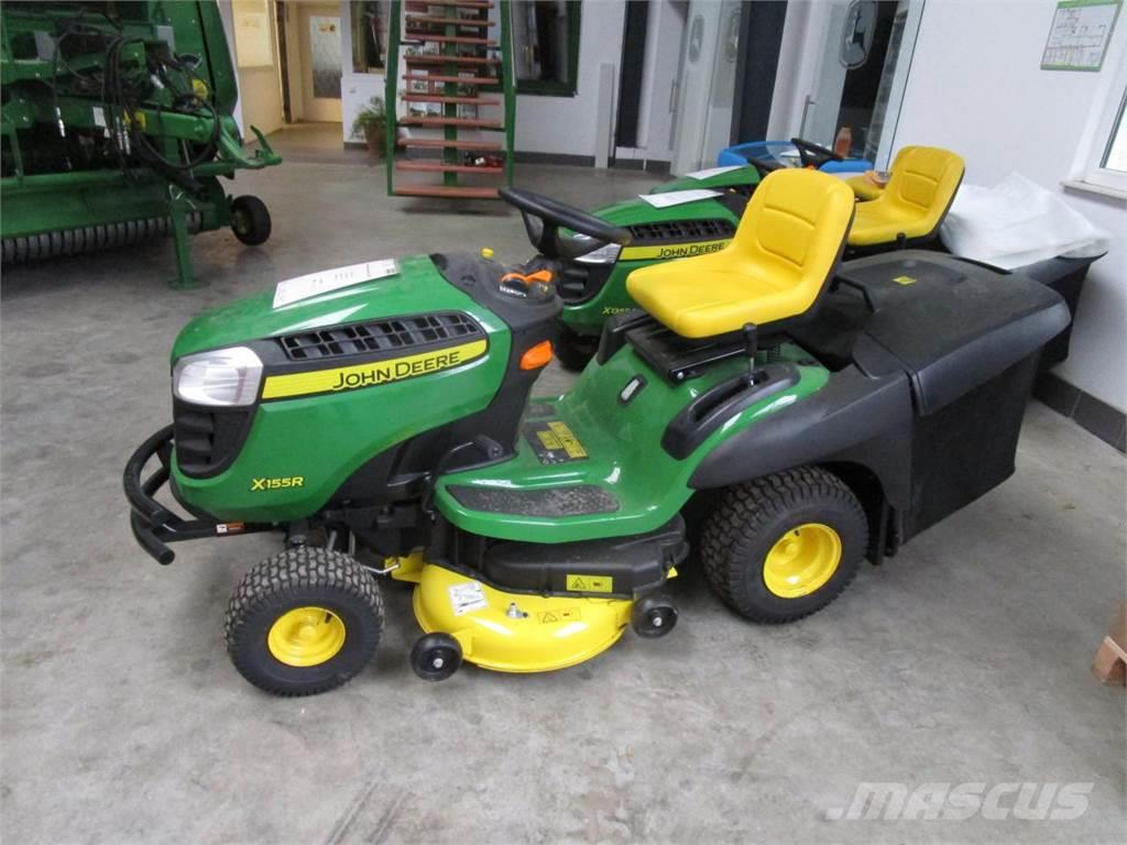 Used John Deere X155R greens mowers Price: US$ 4,033 for ...