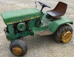 Starter John Deere 110 112 120 140 210 212 214 Lawn ...