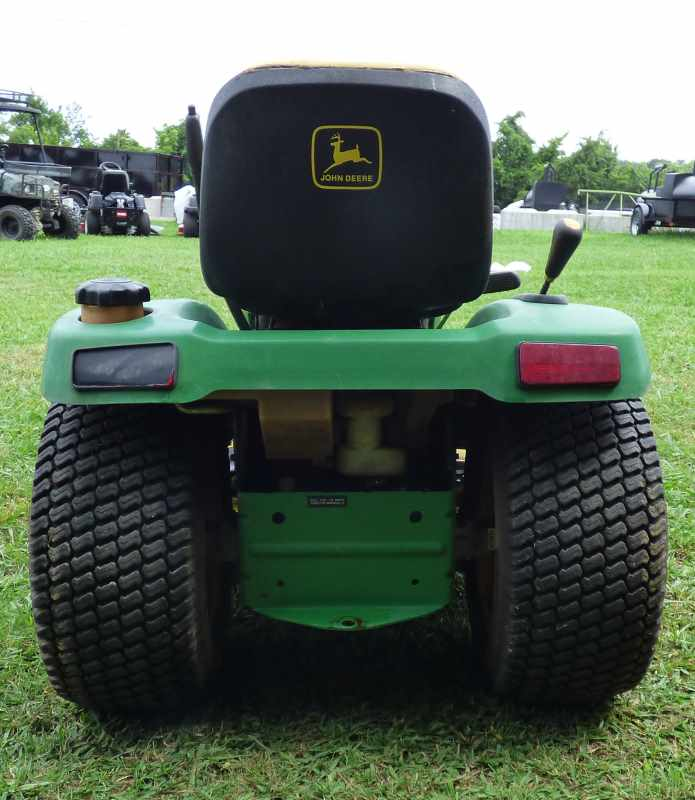 Used John Deere GT225 40 Lawn Tractor 15HP
