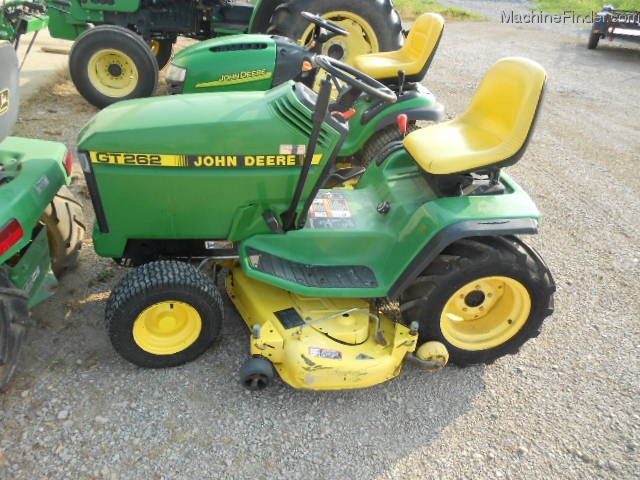 John Deere GT262 48 DECK Lawn & Garden and Commercial ...