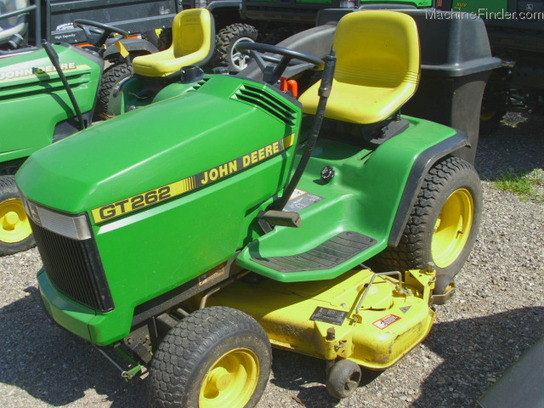 1993 John Deere GT262 Lawn & Garden and Commercial Mowing ...