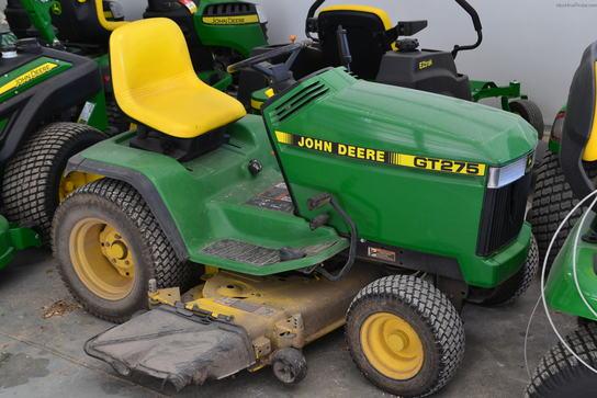 1997 John Deere GT275 Lawn & Garden and Commercial Mowing ...