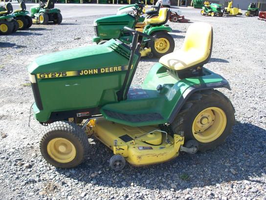 John Deere GT275 Lawn & Garden and Commercial Mowing ...