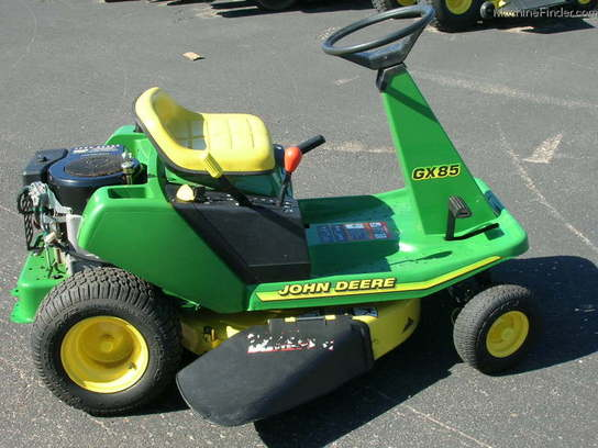 1997 John Deere GX85 Lawn & Garden and Commercial Mowing ...