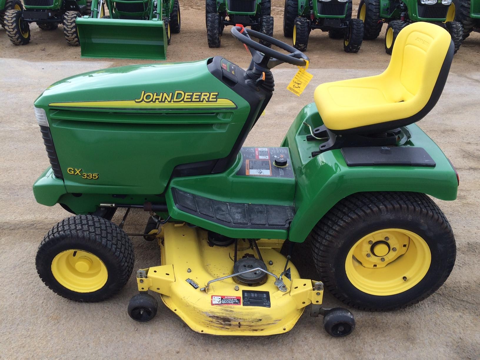 John Deere GX335 Lawn & Garden Tractors for Sale | [55135]
