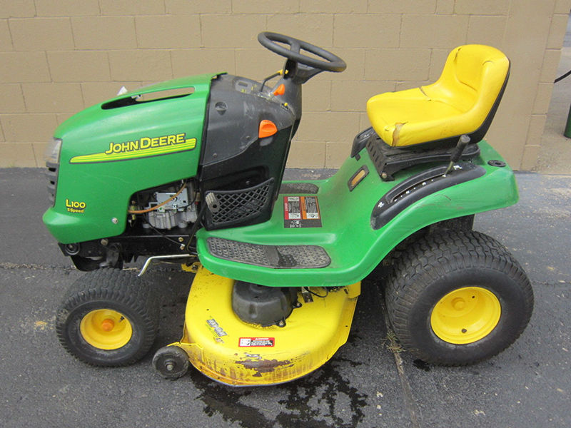 John Deere L100 Vs. John Deere X540   eBay