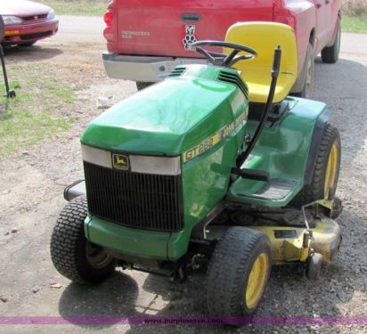 1973 roper rt-13 lawn tractor   home