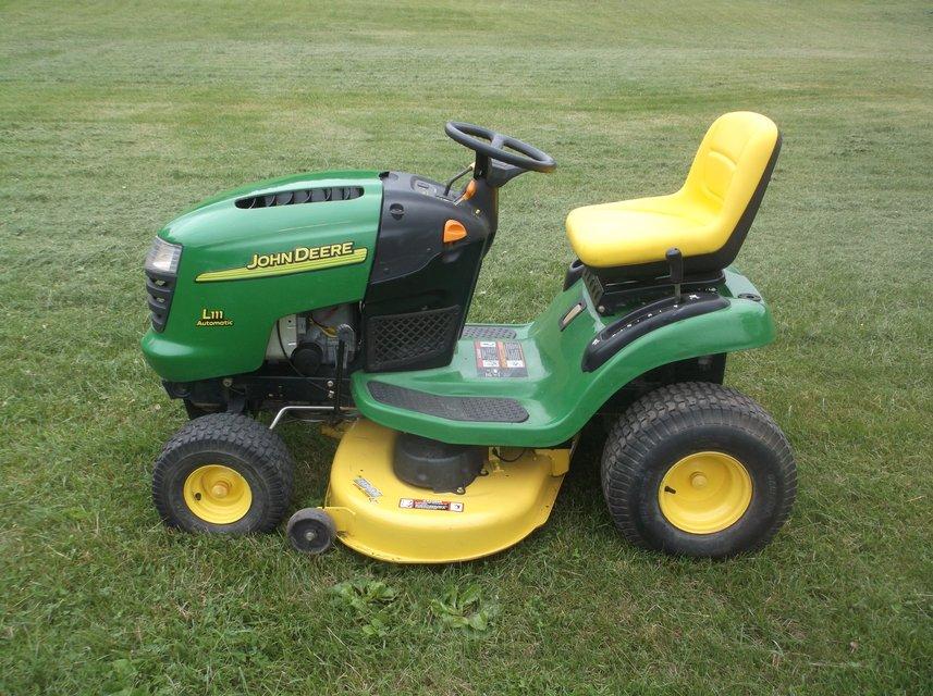 John Deere L111 Automatic | Lawn & Garden for sale on Fort ...