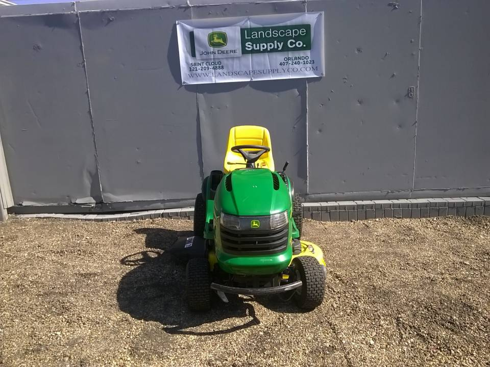 Used John Deere L118 With 42 Inch Inch Deck For Sale ...